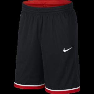 Nike Basketball Nike Dri-Fit Classic Short Zwart Rood