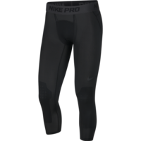 Nike Pro Basketball 3/4 Tight Schwarz