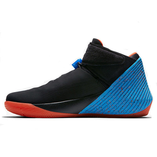 Jordan Basketball Jordan Why Not Zer0.1 Zwart Rood