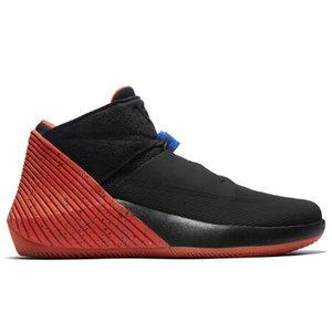 Jordan Basketball Jordan Why Not Zer0.1 Black Red