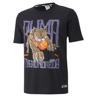 Puma x The Hundred T-shirt Zwart