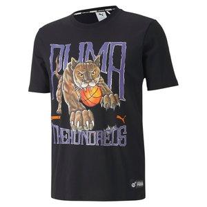 Puma Puma x The Hundred T-shirt Noir