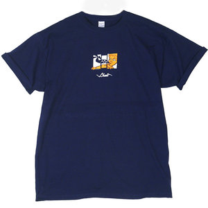Check Check Clothing Window Shopping T-shirt Blauw