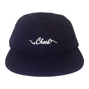 Check Check Clothing 5panel Navy Weiß