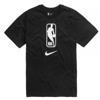 Nike NBA Team 31 T-shirt schwarz