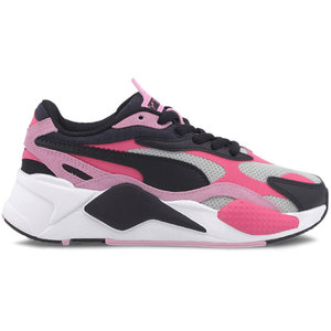 Puma Puma RS-X³ Bright Junior Pink Grau / Schwarz