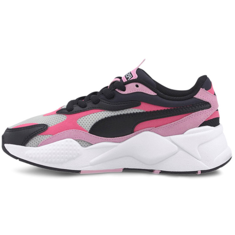 Puma Puma RS-X³ Bright Junior Pink Grau / Schwarz
