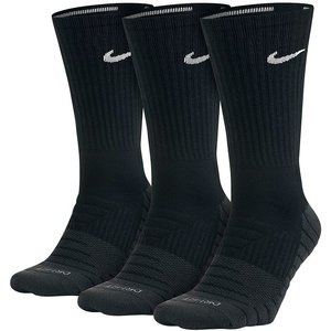Nike Nike Everyday Max Cushioned Crew Training Socken Schwarz (3 Paare)