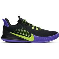 Nike Mamba Fury Schwarz Gelb lila