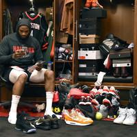 P.J. Tucker : Sneaker King