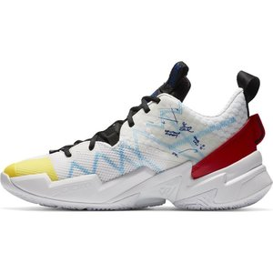 Nike Jordan Why Not? Zer0.3 SE  Weiß Rot Gelb
