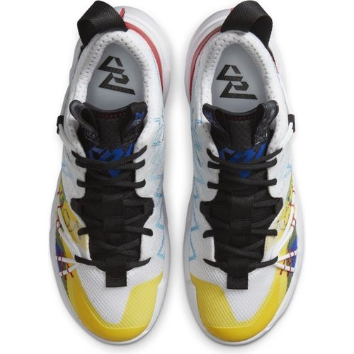 Nike Jordan Why Not? Zer0.3 SE Wit Rood Geel