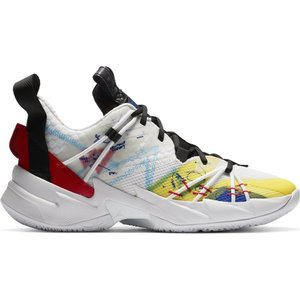 Nike Jordan Why Not? Zer0.3 SE (GS) Blanche Rouge jaune