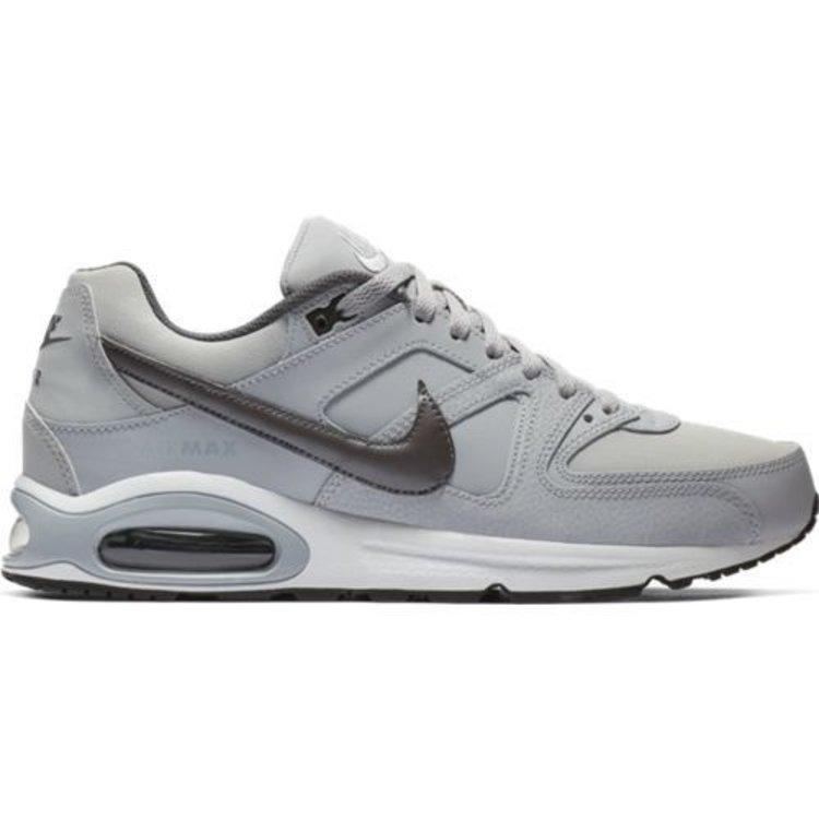 Nike Nike Command Leather Grau Schwarz Weiß