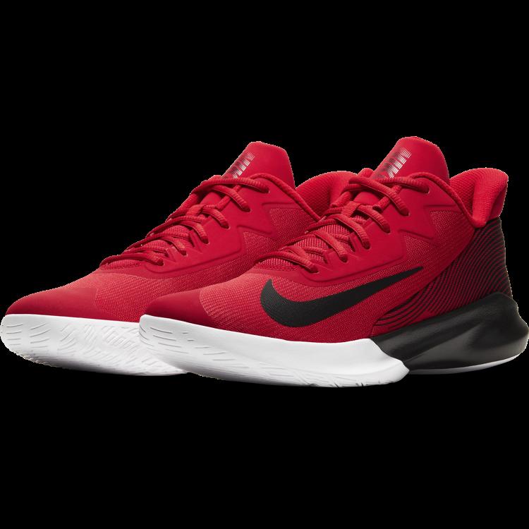 Nike Basketball Nike Precision IV Rot Schwarz