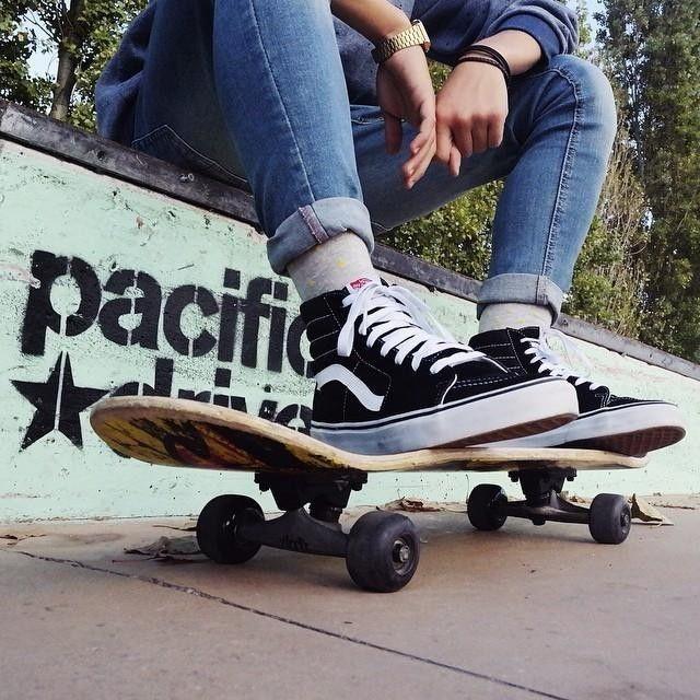 vans-skate-schoenen