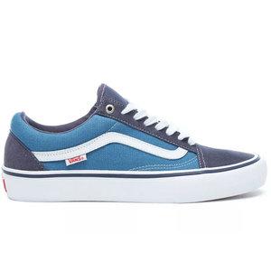 Vans Pro Vans Old Skool Pro Bleu Blanc