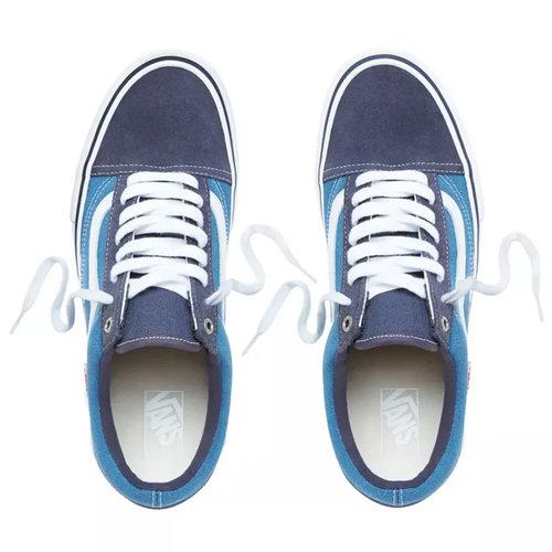 Vans Pro Vans Old Skool Pro Blauw Wit