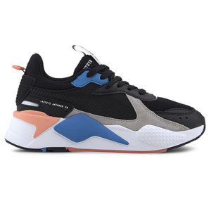 Puma Puma RS-X Monday JR Black Blue Red