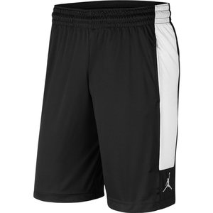 Jordan Basketball Jordan Dri-FIT Air Short Zwart Wit