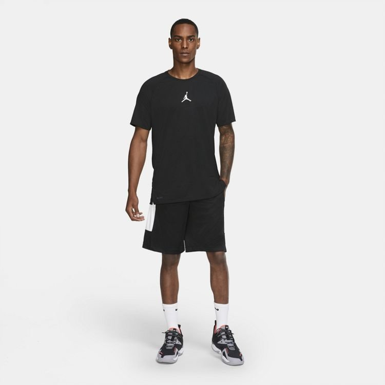Jordan Basketball Jordan Dri-FIT Air Short Zwart Wit