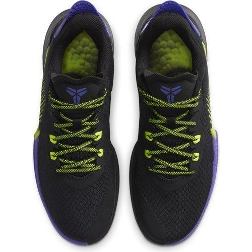 Nike Basketball Nike Mamba Fury Black Yellow Purple