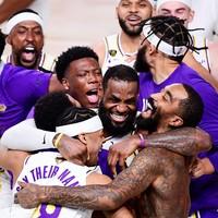 James leidt Lakers naar zeventiende NBA-titel