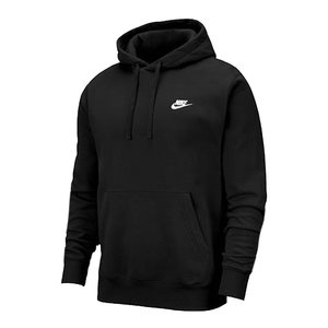 Nike Nike Sportswear Club Fleece Hoodie Zwart