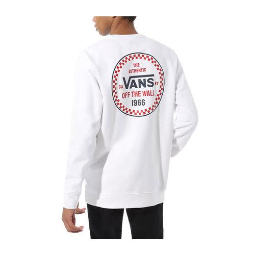Vans Vans Checker 66 Crewneck Wit