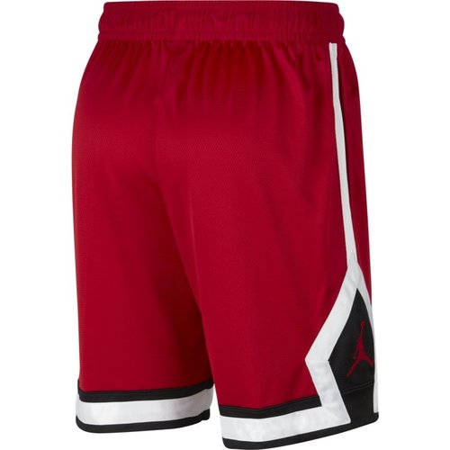 Jordan Basketball Jordan Jumpman Diamond Short Rood Zwart Wit