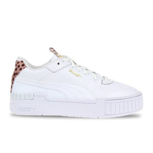 Puma Puma Cali Sport Cheetah Weiß