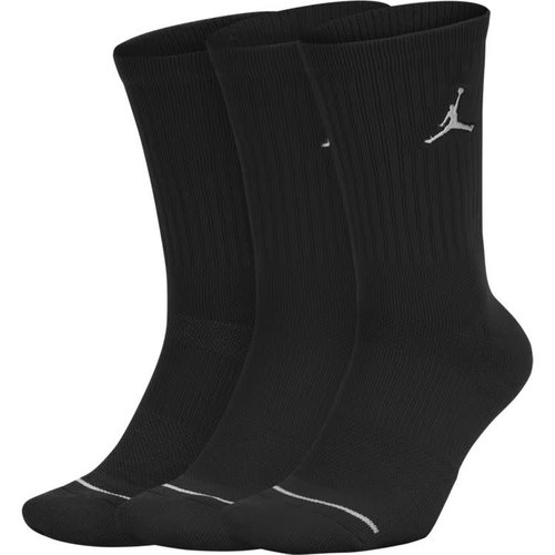 Jordan Jordan Everyday Max Crew Sokken 3-Pack Black