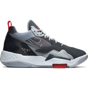 Jordan Basketball Jordan Zoom 92 Grau Weiß