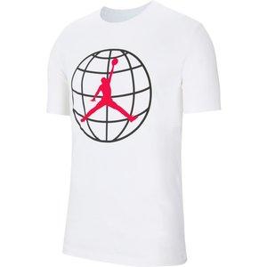 Jordan Jordan Winter Utility Jumpman Shirt Weiß