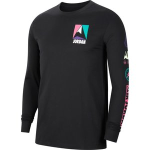 Jordan Jordan Winter Utility Long Sleeve Zwart