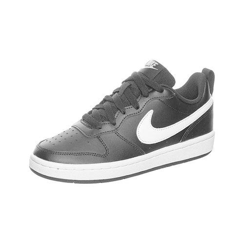 Nike Nike Court Borough Low 2 Schwarz Weiß