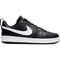 Nike Court Borough Laag 2 Zwart Wit