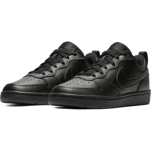 Nike Nike Court Borough Laag 2 Zwart