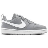 Nike Court Borough Low 2 Grau Weiß