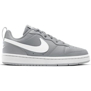 Nike Nike Court Borough Low 2 Grau Weiß