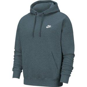 Nike Nike Sportswear Club Fleece Hoodie Blauw