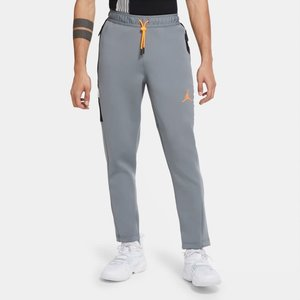 Jordan Basketball Jordan Air Off Court Basketball Pants Gray Black