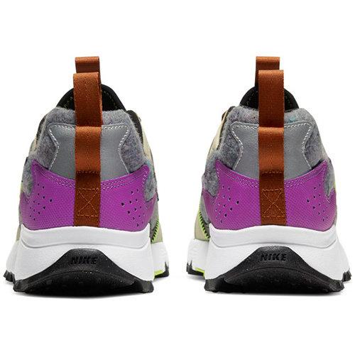 Nike Nike Atsuma Trail Beige Lila Weiß