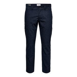 Only & Sons Only & Sons Pantalon Onsmark Pantalon Rayé Bleu
