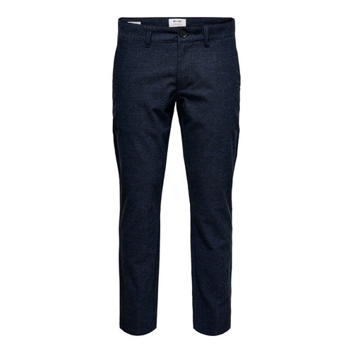 Only & Sons Only & Sons Pantalon Onsmark Pants Blue Striped