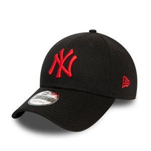 New Era New Era New York Yankees MLB 9Forty Cap Noir Rouge