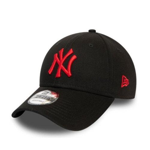 New Era New Era New York Yankees MLB 9Forty Cap Zwart Rood