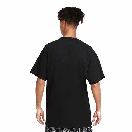 Nike Basketball Nike Team 31 Courtside T-Shirt Zwart