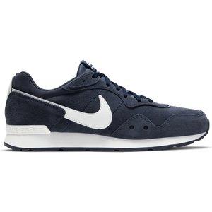 Nike Nike Venture Runner Suede Bleu Foncé Blanc
