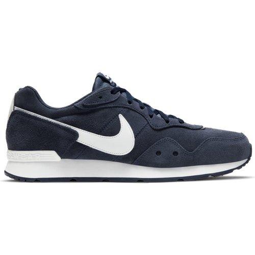 Nike Nike Venture Runner Suede Donkerblauw Wit